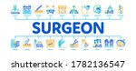 surgeon medical doctor minimal...   Shutterstock .eps vector #1782136547