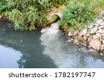 Sewage Discharge To Clear Wate...