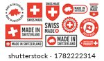 large set of made in... | Shutterstock .eps vector #1782222314
