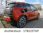 munich   february 23  a bmw i3...   Shutterstock . vector #178225769