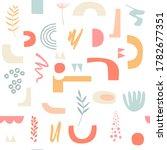 vector abstract seamless... | Shutterstock .eps vector #1782677351