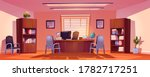 principal school office... | Shutterstock .eps vector #1782717251