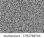 Monochrome Background Of...