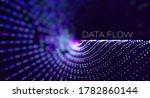 big data. security technology... | Shutterstock .eps vector #1782860144
