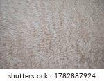 Beige Furry Texture Backdrop...