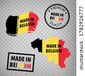made in belgium rubber stamps...