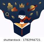 illustration for world's book...   Shutterstock .eps vector #1782946721