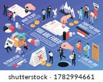 isometric dismissal horizontal...   Shutterstock .eps vector #1782994661