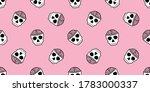 skull halloween seamless... | Shutterstock .eps vector #1783000337