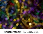 Abstract Background Of Out Of...