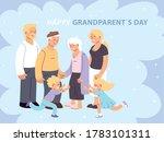 happy family  parents ... | Shutterstock .eps vector #1783101311