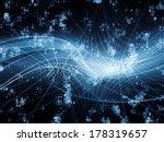 fractal realms series....   Shutterstock . vector #178319657
