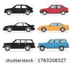 types of cars. transport design ... | Shutterstock .eps vector #1783208327