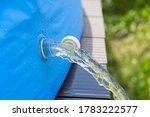Drainage Of Water From An...