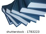 blue books | Shutterstock . vector #1783223