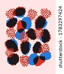 raspberry  blackberry  currant... | Shutterstock . vector #1783297424