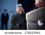 cropped image of business... | Shutterstock . vector #178332941