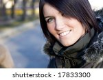 portrait of a beautiful young... | Shutterstock . vector #17833300