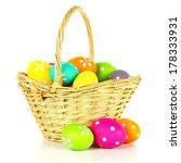 Easter Basket Filled With...
