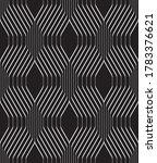 vector geometric texture.... | Shutterstock .eps vector #1783376621