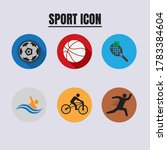 sport icon or hobbies for... | Shutterstock .eps vector #1783384604
