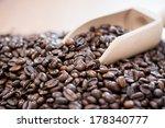 coffee beans | Shutterstock . vector #178340777