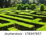 Labyrinth At Labyrinth Park Of...