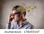 thoughts | Shutterstock . vector #178355147
