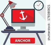 anchor concept vector