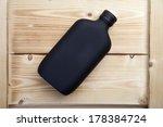 black bottle | Shutterstock . vector #178384724