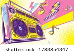 music design   funky colorful...   Shutterstock .eps vector #1783854347