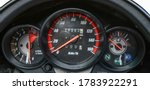 Speedometer Unit Of A...