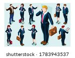 corporate community ... | Shutterstock .eps vector #1783943537