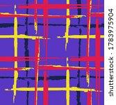 tartan. grunge background with...   Shutterstock .eps vector #1783975904