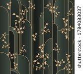 modern seamless pattern with... | Shutterstock .eps vector #1784083037