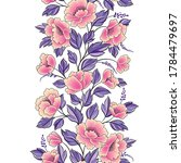floral background. flower rose...   Shutterstock .eps vector #1784479697
