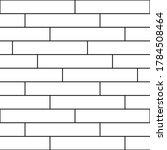 floor paving  cladding  masonry ... | Shutterstock .eps vector #1784508464