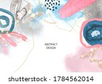 abstract background with... | Shutterstock .eps vector #1784562014