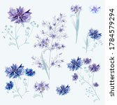 collection of vector... | Shutterstock .eps vector #1784579294