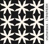 vector geometric seamless... | Shutterstock .eps vector #1784698304