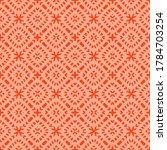 vector geometric seamless... | Shutterstock .eps vector #1784703254