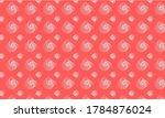 Geometric Circle Cube Pattern...