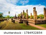 Sukhothai Thailand   December...