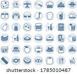 blue tint and shade editable... | Shutterstock .eps vector #1785010487