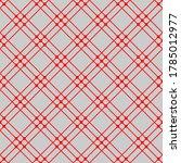 seamless pattern of rhombuses.... | Shutterstock .eps vector #1785012977