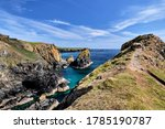 View From Kynance Cove On The...