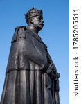 Statue Of King George V At...