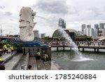 Singapore  22 01 19. The...