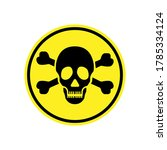Danger Warning Circle Yellow...