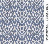 seamless french farmhouse linen ... | Shutterstock . vector #1785501071